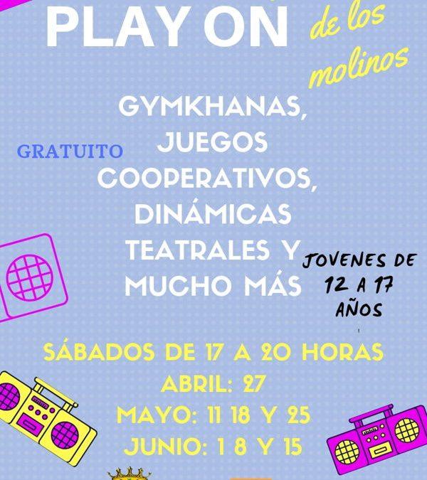 Play On Zona Joven Los Molinos