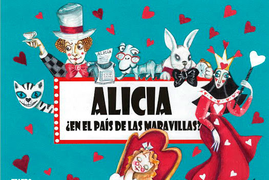 Teatro infantil en Navecerrada, Alicia ¿en el país de las maravillas?