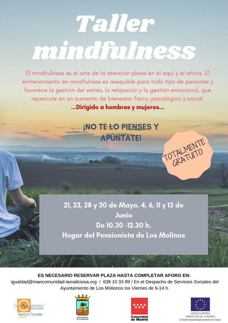 Taller de Mindfulness los molinos