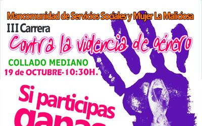 III Carrera Contra la Violencia de Género – Si participas ganas.