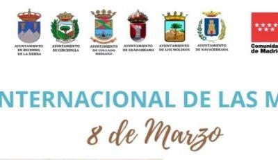 8 DE MARZO, DIA INTERNACIONAL DE LAS MUJERES. PROGRAMA